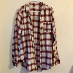 Sparkle Red Flannel